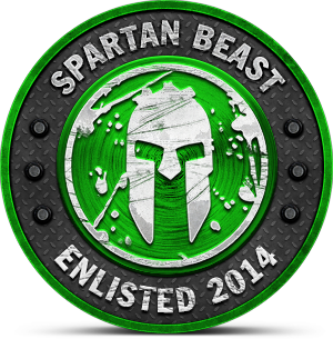 Spartan Beast Enlisted 2014