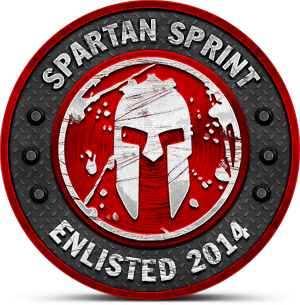 Spartan Sprint - Enlisted 2014