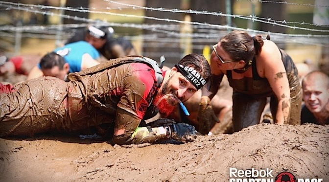 2014 Pacific Northwest Spartan Sprint