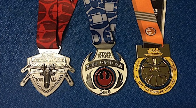 Disneyland 2016 Star Wars Rebel Challenge