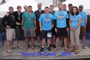 Hood to Coast Relay Race