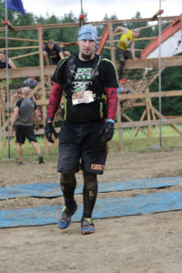 Terrain Race Photo: I'm done.