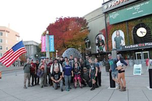 Group Picture at Providence Park