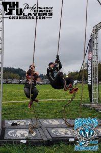 Spartan Super - Rope Climb