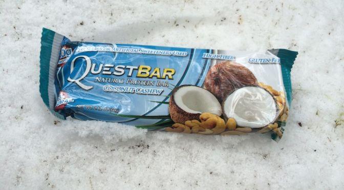 Quest Bar – Coconut Cashew