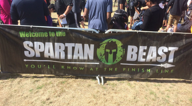 The Trials and Trails of the Monterey Spartan Beast 2014
