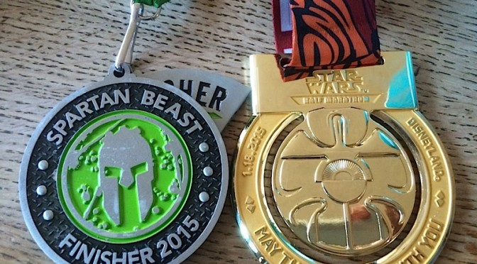 Marathon Weekend Results are in!